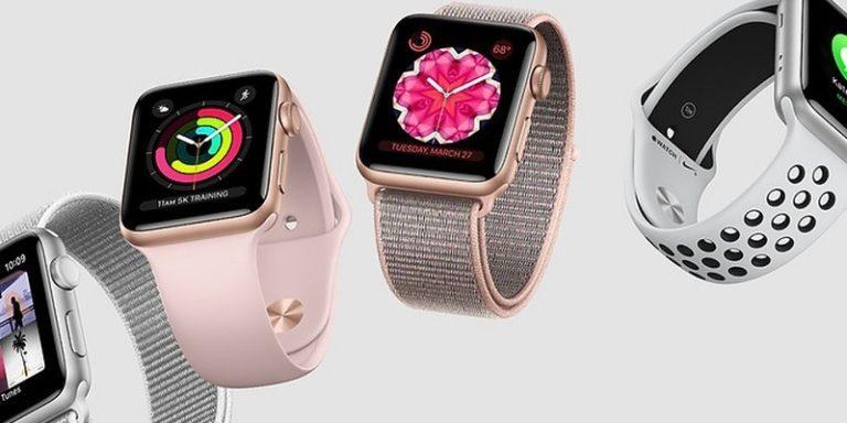 Apple Watch Series 3 GPS Smartwatch via Walmart