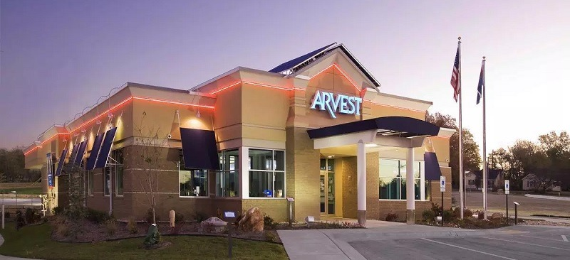 Arvest Bank Review: Checking, Savings, Money Market, CD Accounts