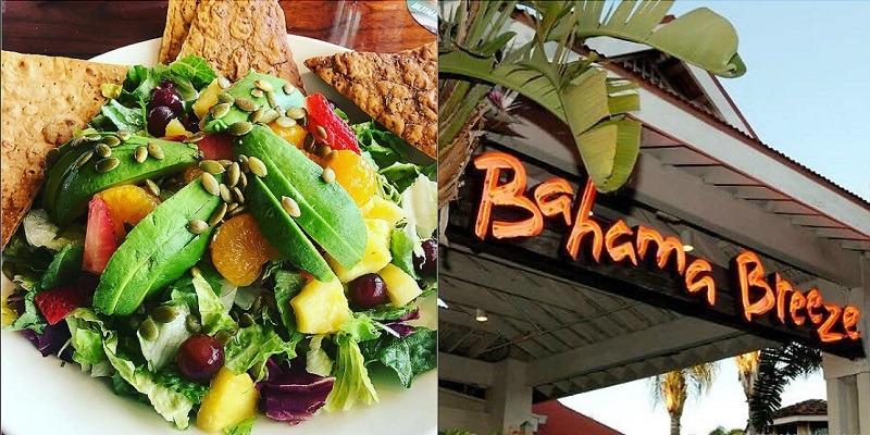 Bahama Breeze Promotion