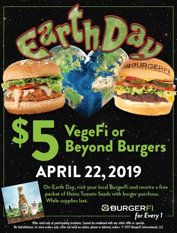 BurgerFi Promotion
