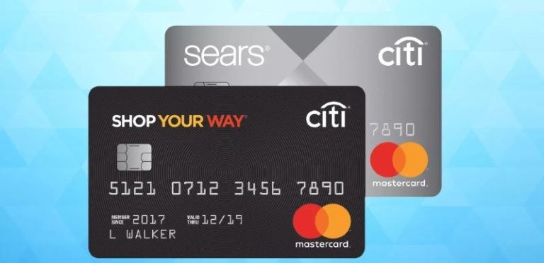 Citi Sears Card Spending Bonus Offer