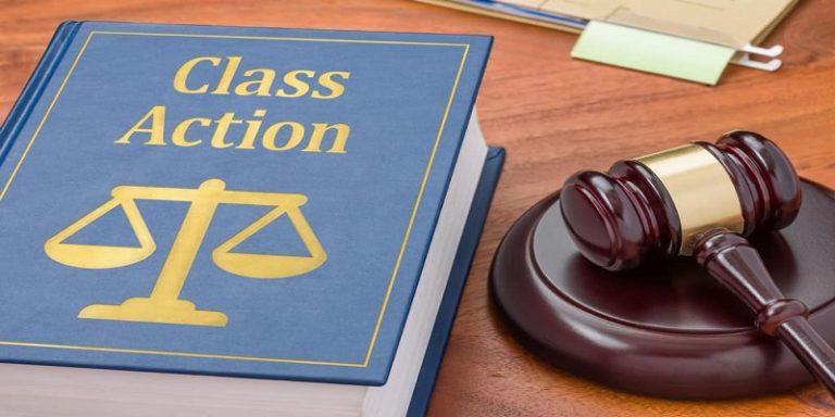 class action lawsuit logo
