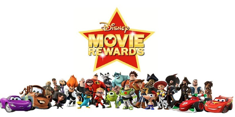 Disney Movie Rewards Promotion