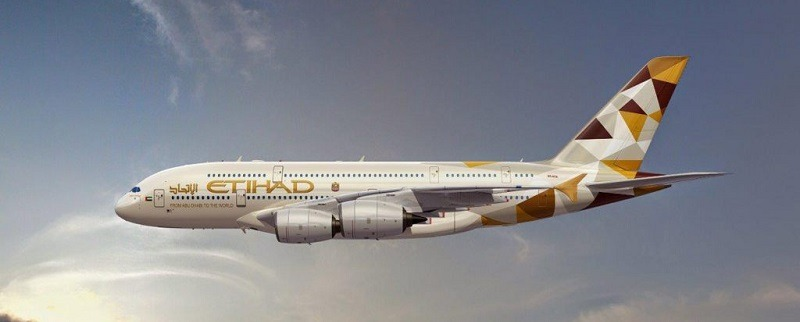 Etihad Airways Discount Promotion
