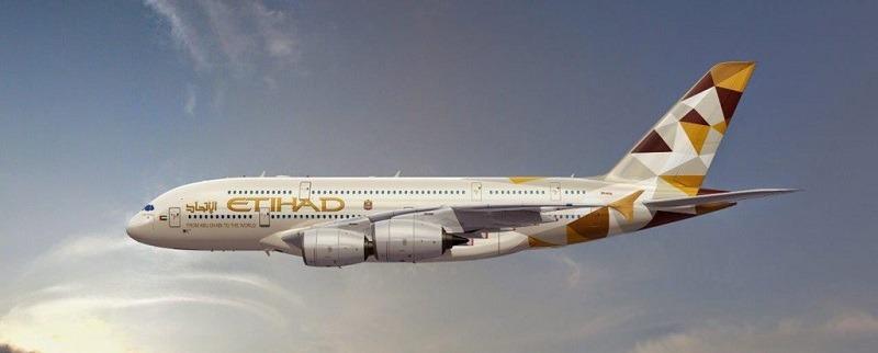 Etihad Airways Discount Promotion