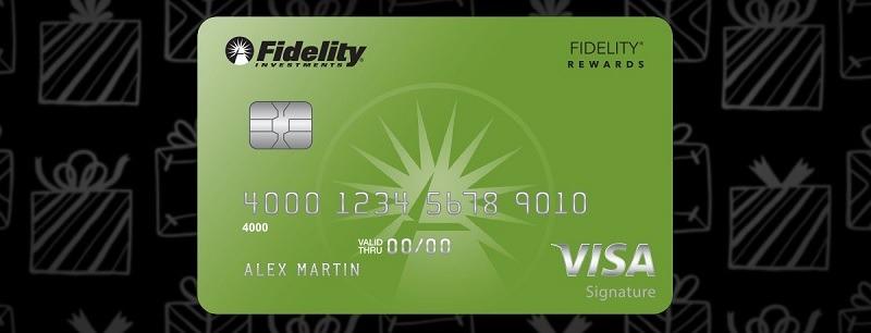 Fidelity Visa Cardmember Promotion