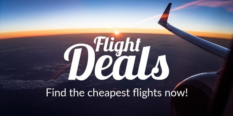 top ten flight deals