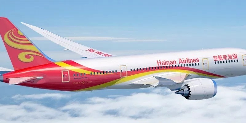 Hainan Airlines Fare Sale Promotion