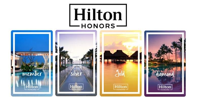 Hilton Honors Bonus Points Promotion