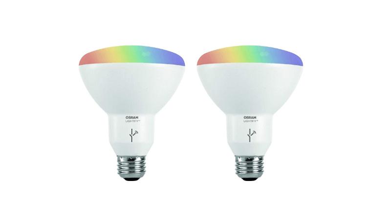 Sylvania Osram Smart Home LED Light Bulb via Amazon