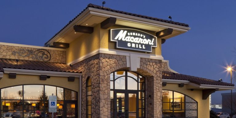 Romano's Macaroni Grill Coupon Promotion