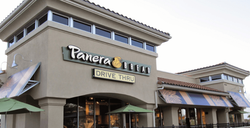 Panera Bread Delivery Promotion