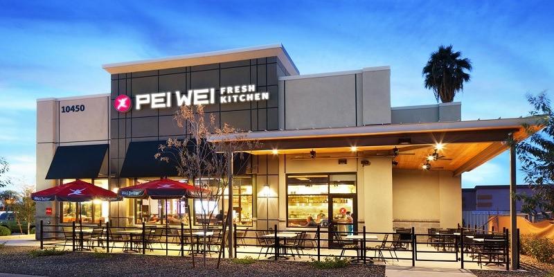 Pei Wei Coupon Promotion
