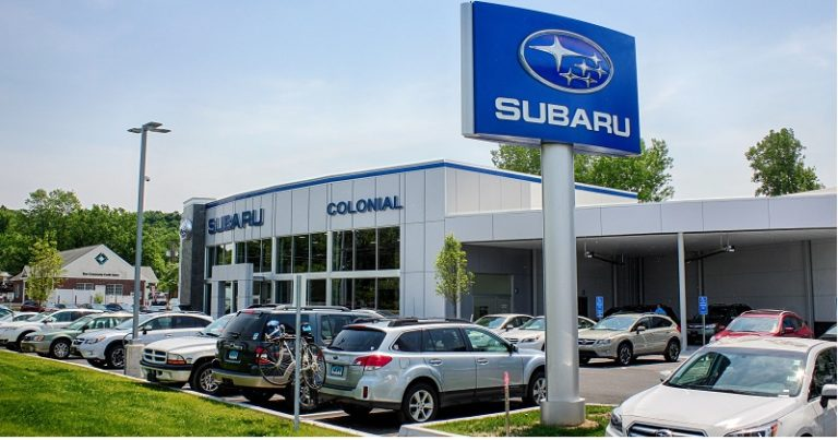 Subaru Test Drive Promotion