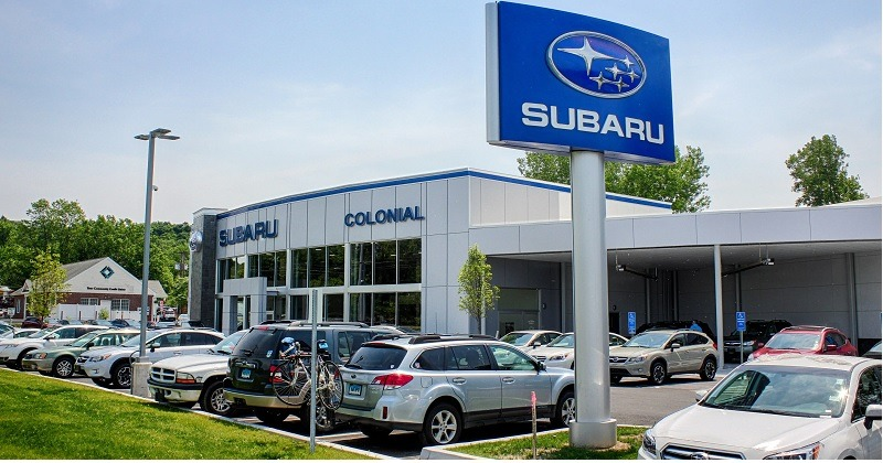 Subaru Test Drive Promotion: Receive $65 Visa Gift Card