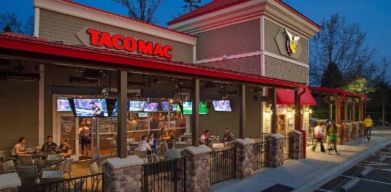 Taco Mac Promotion