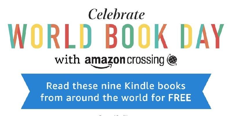 Amazon World Book Day Promotion