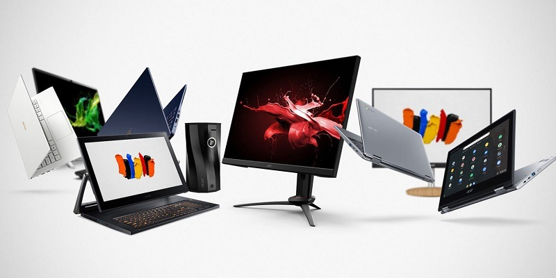 Up To 50% Off Acer Laptops, Monitors, Tablets, & More!