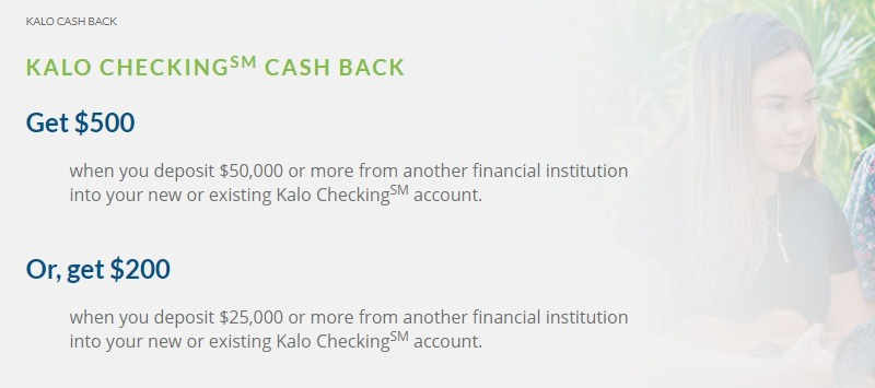 American Savings Bank Promotion