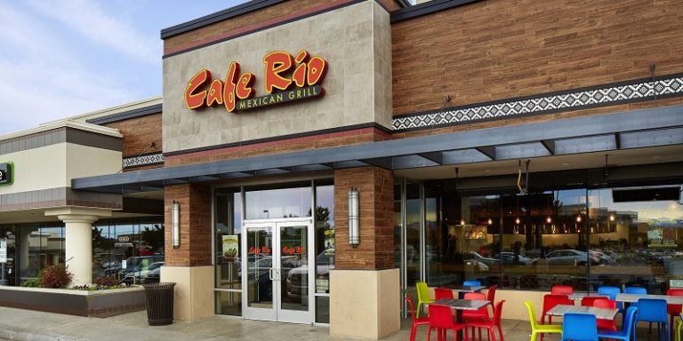 Cafe Rio Promotion