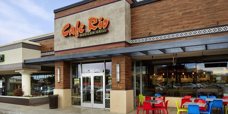 Cafe Rio Promotion