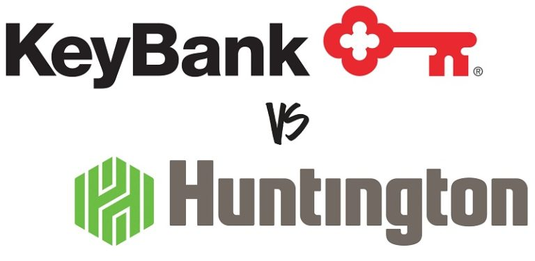 Huntington vs KeyBank