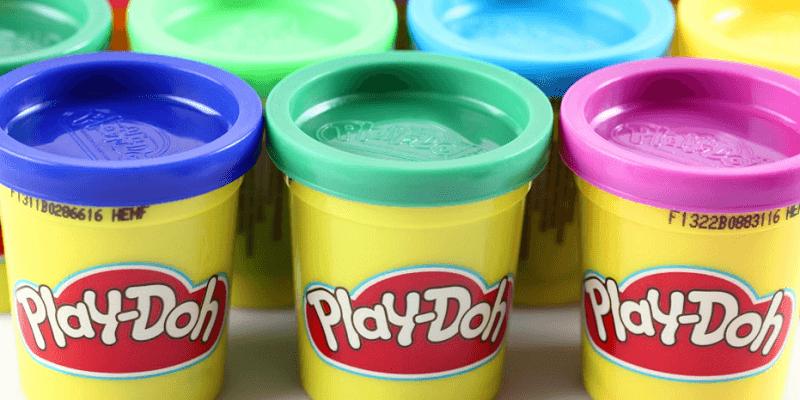 Play-Doh 10-Pack via Amazon