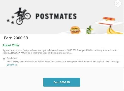Postmates SB