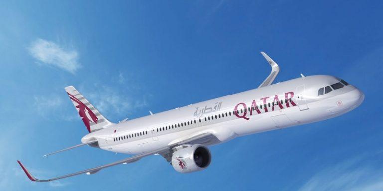 Qatar Airways Intro Photo