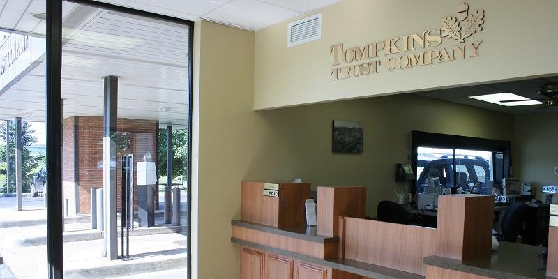 Tompkins Trust Company Promotion