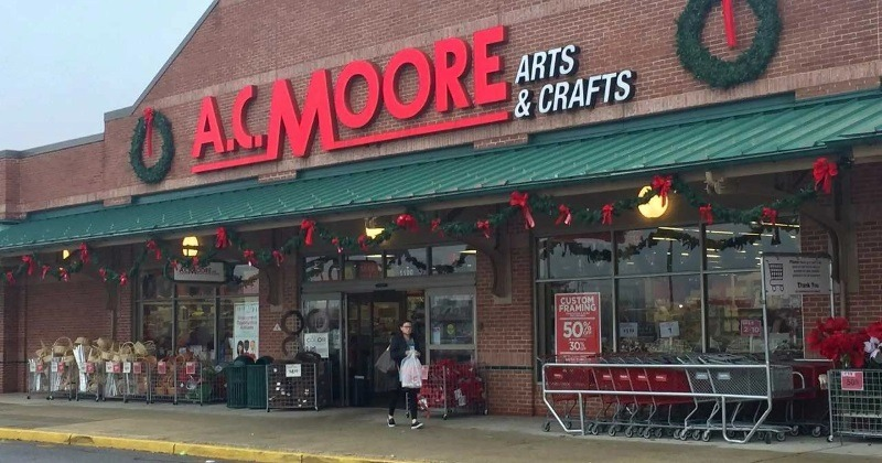 A.C. Moore Student Discount Promotion