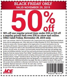 Ace Hardware Promotions