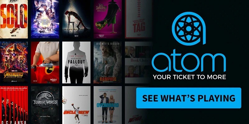 Atom Tickets DVD Purchase Promotion