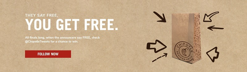 Chipotle Promotions, Freebies, Coupon, Discounts, Deals
