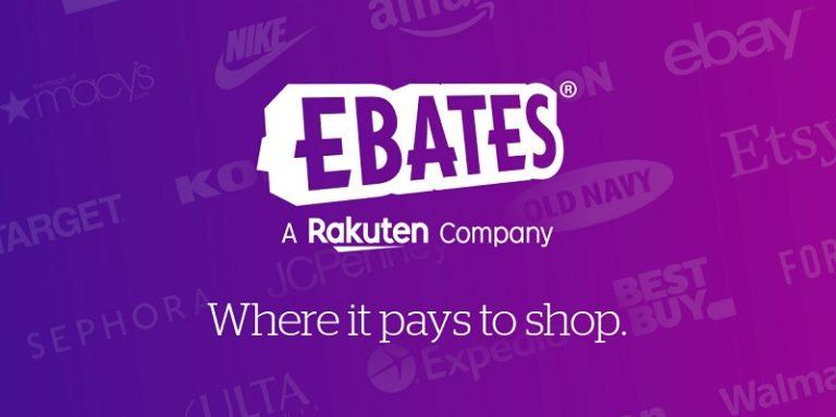 Ebates/Rakuten Cashback Promotion