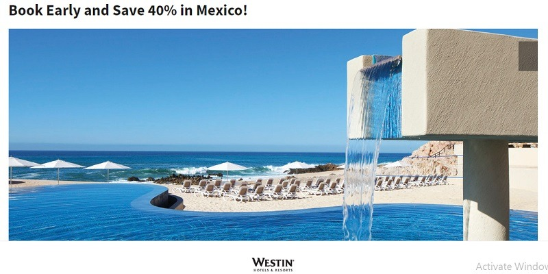 Marriott Westin Promotion