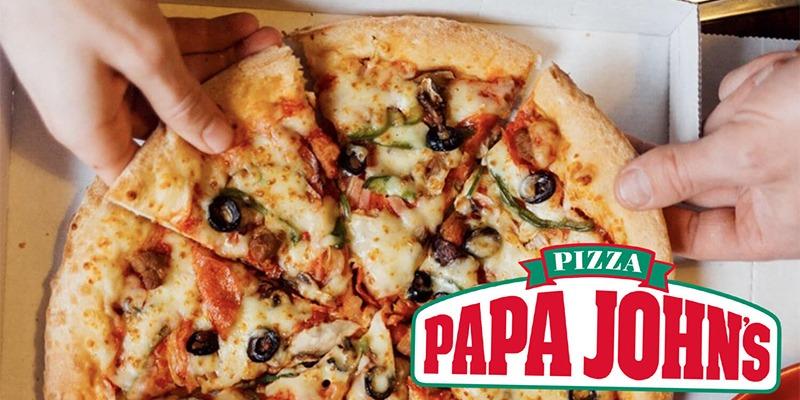 Papa John's Discount Pizza Promotion