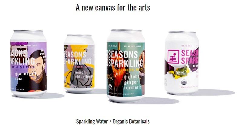 Seasons Sparkling Promotion