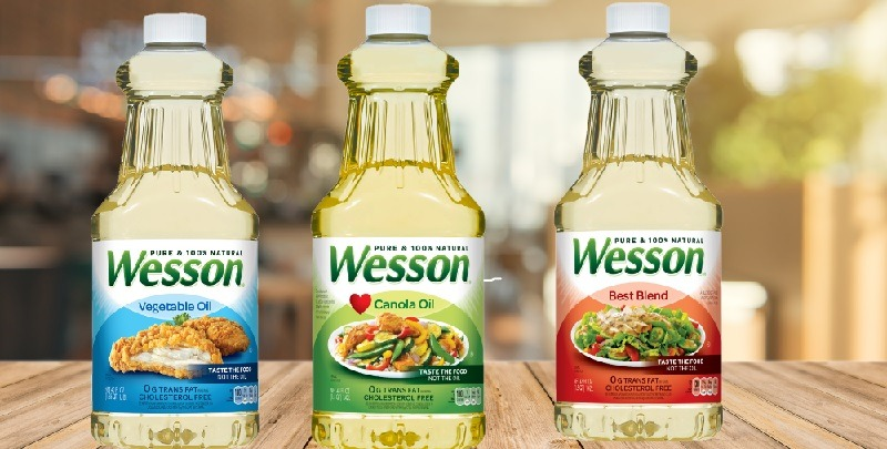 Wesson 'Natural' Cooking Oil