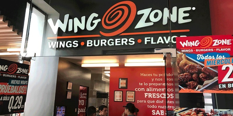 Wing Zone Promotion