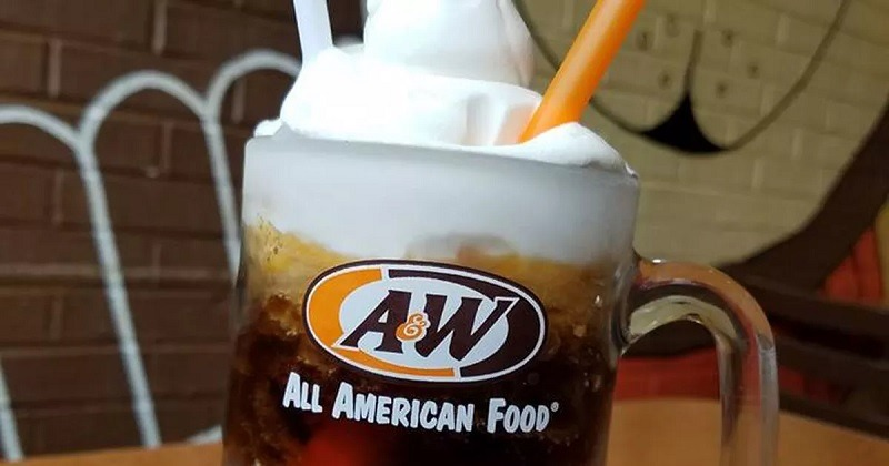 A&W Promotion