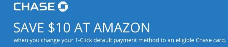 Amazon Chase Promotion