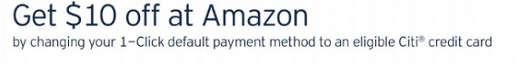 Amazon Citi Promotion