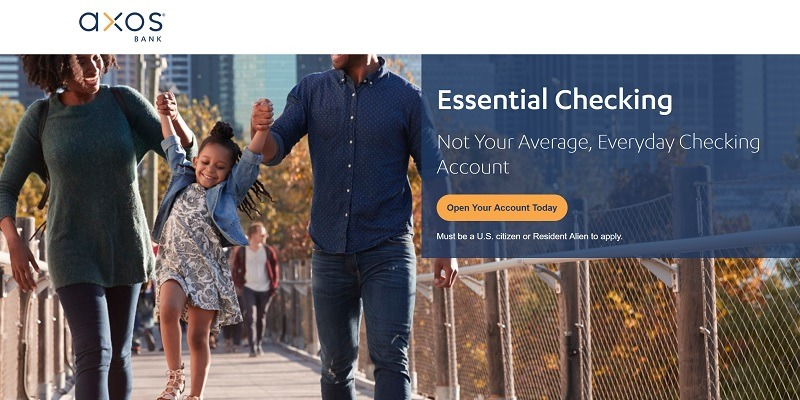 Axos Bank Essential Checking