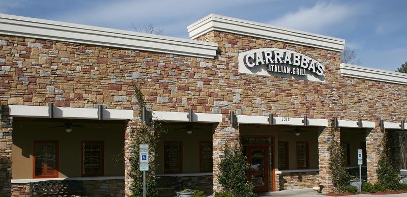Carrabbas Storefront
