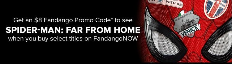 Fandango 8 Dollar Promo Code