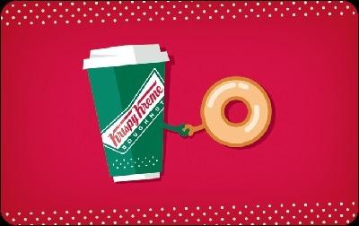 Krispy Kreme Sprint Gift Card