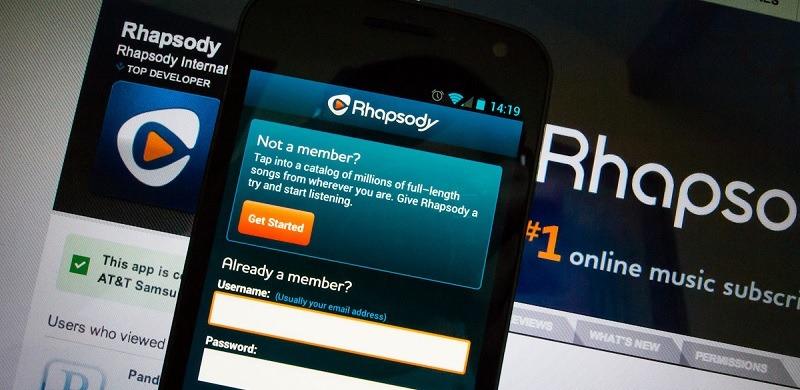Rhapsody Copyright Class Action Lawsuit