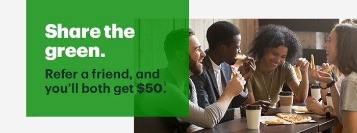 TD Bank Refer A Friend