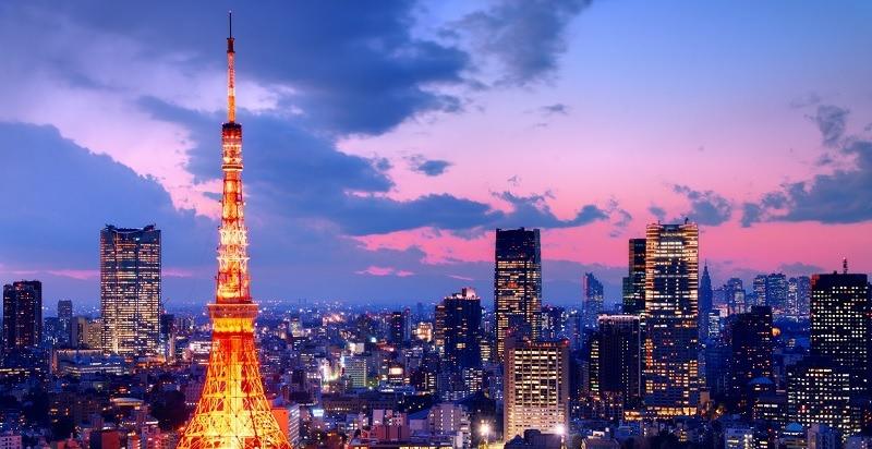 Tokyo City Pic